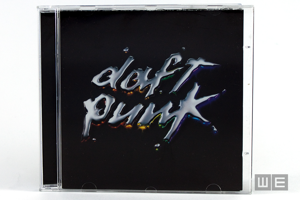 We Collect Daft Punk The Discovery Collection We