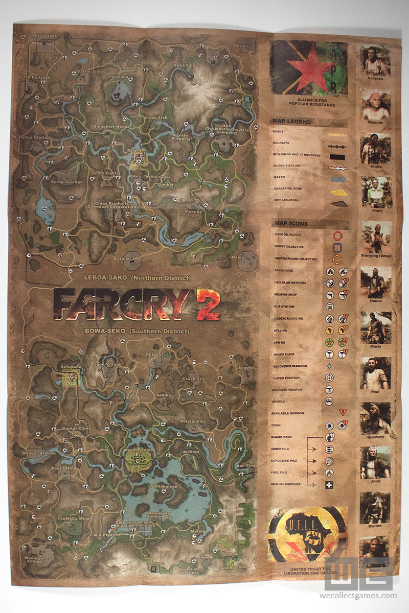 Far Cry 2 Collector S Edition We Collect Games