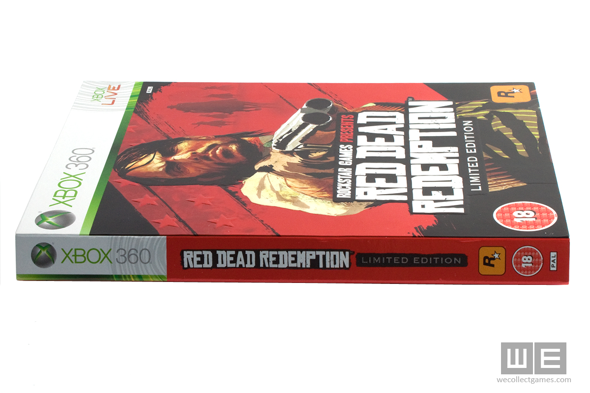 Red dead redemption game of the year edition xbox one & xbox 360.