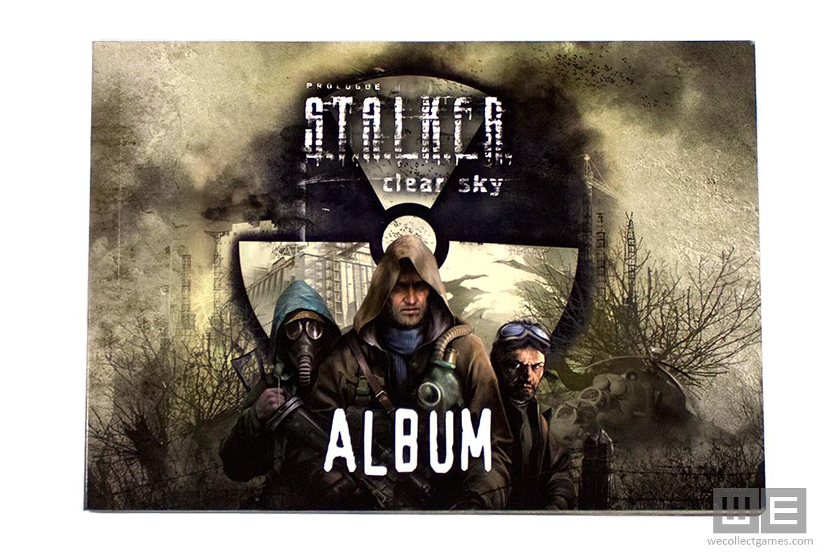 Stalker clear sky cd