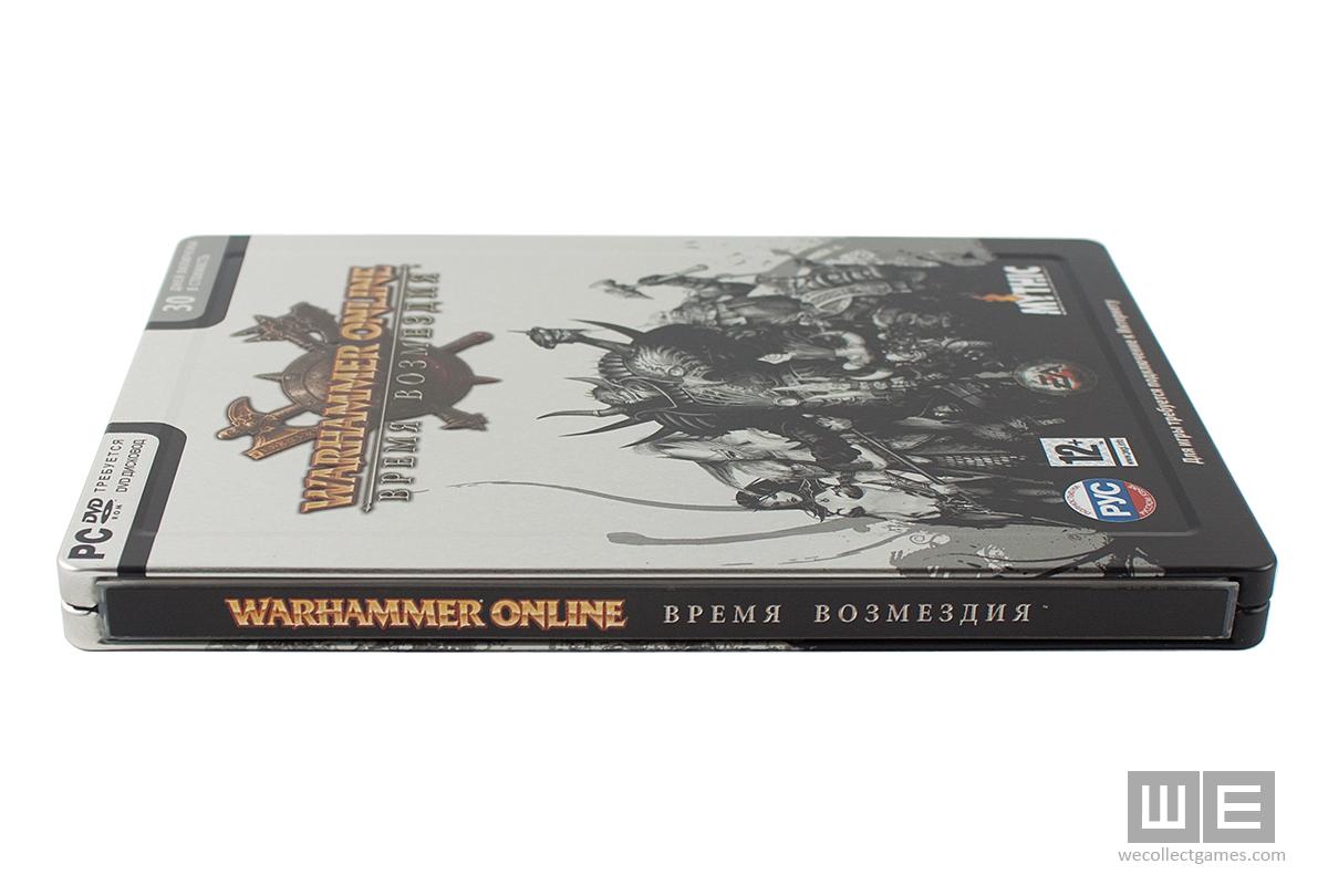Warhammer online release date in Melbourne