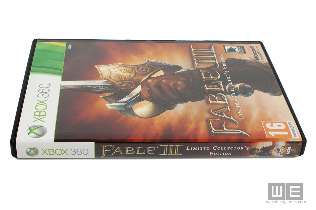 Fable III Limited Collector's Edition | WE collect games