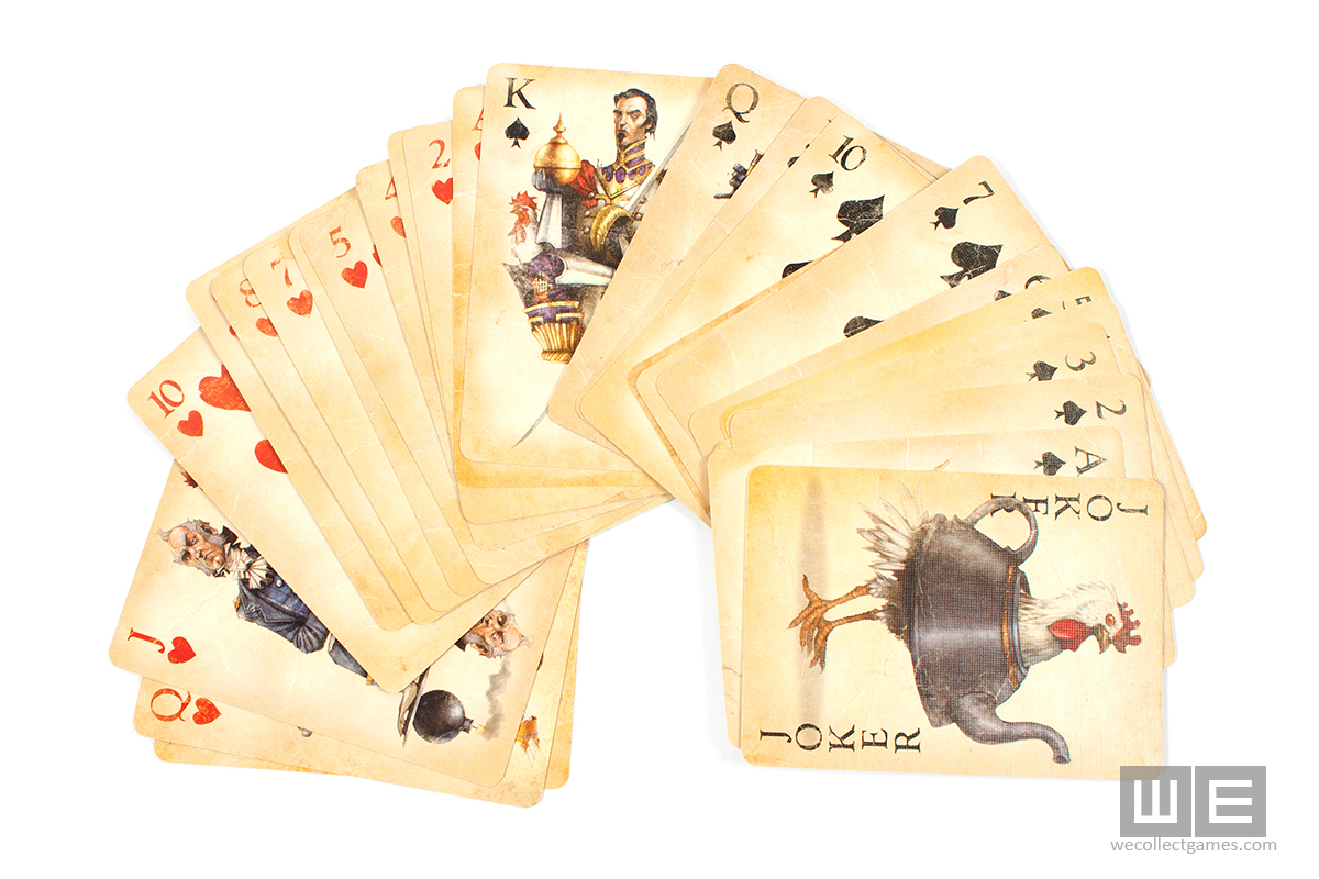 fable 3 deck of cards