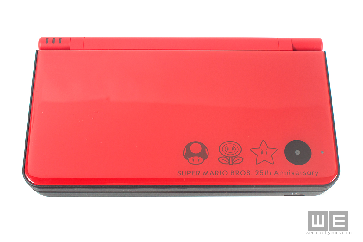 nintendo dsi xl mario 25th anniversary edition