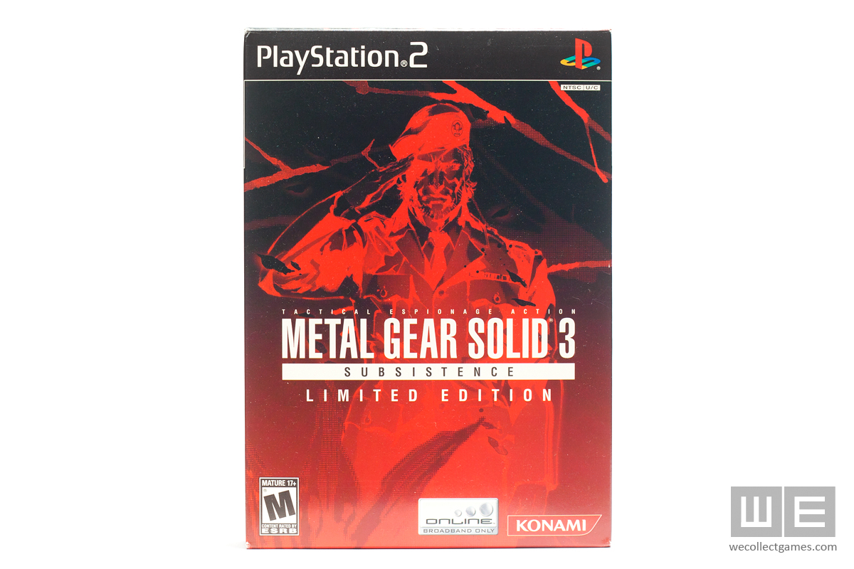 mgs3 persistence
