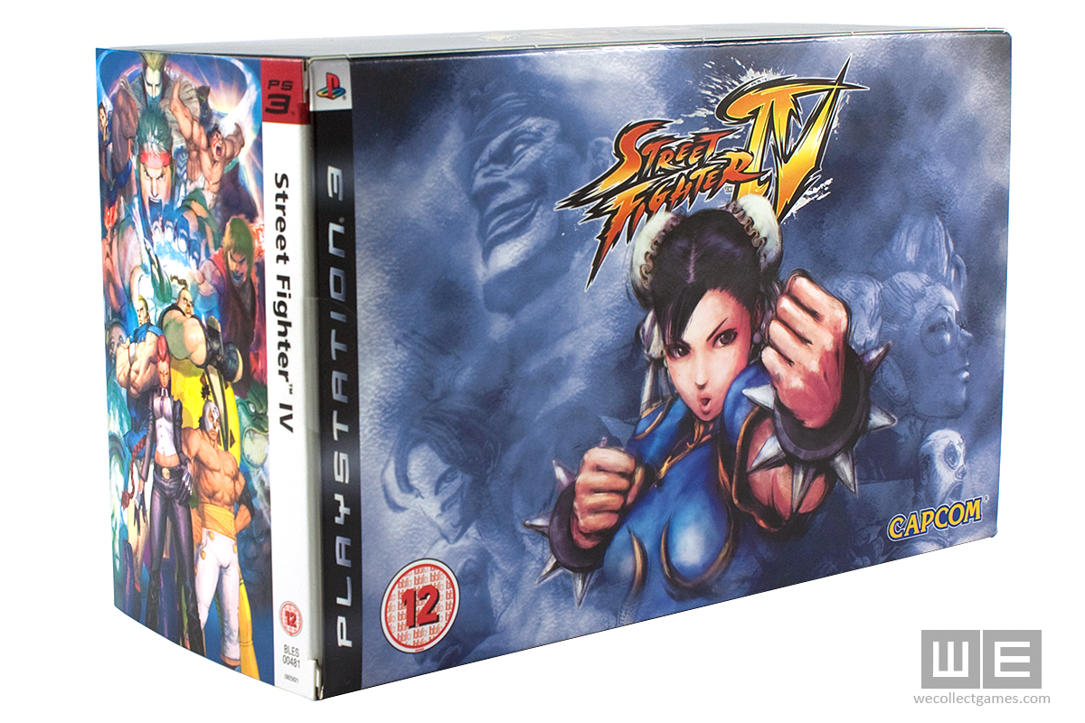 Super street fighter iv collector's (end 7/25/2017 4:58 pm).