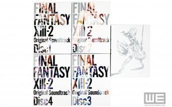 Final Fantasy XIII-2 Limited Edition Original Soundtrack