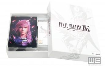 Final Fantasy XIII-2 Crystal Edition