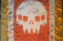 Signed Resistance 3 poster