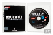 Metal Gear Solid HD Collection Limited Edition game