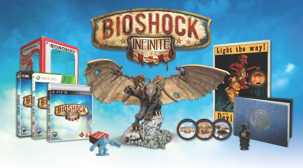 BioShock Infinite Ultimate Songbird Edition - PC, Xbox360, PS3
