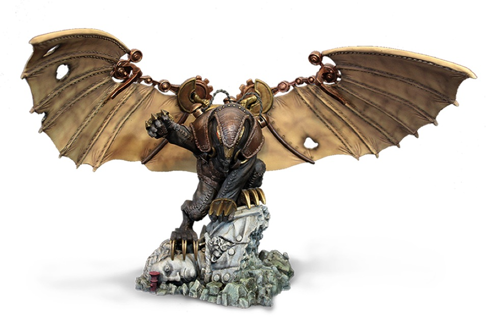 BioShock Infinite Ultimate Songbird Edition Statue PC, Xbox 360, PS3