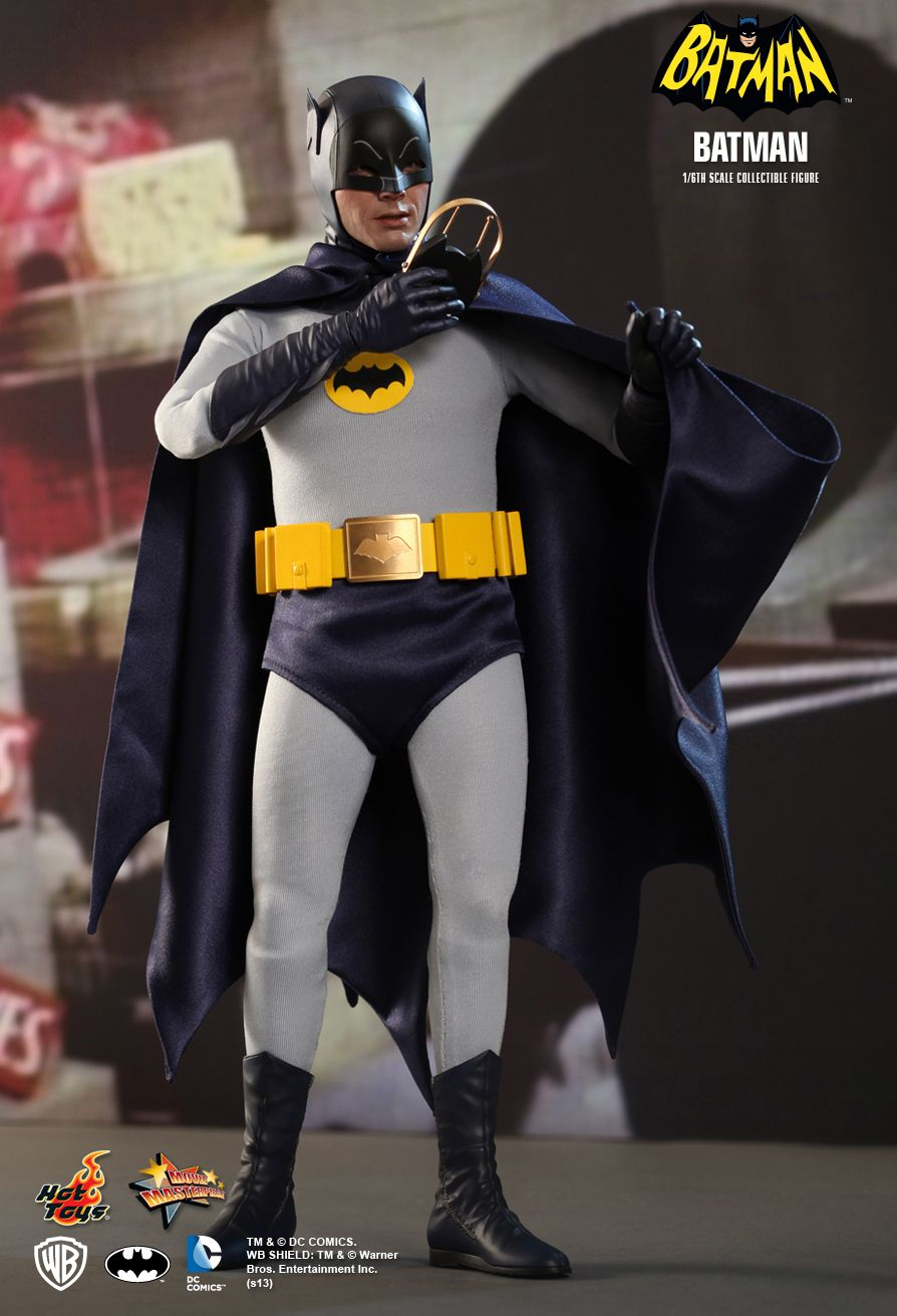 1966 Batman figurine