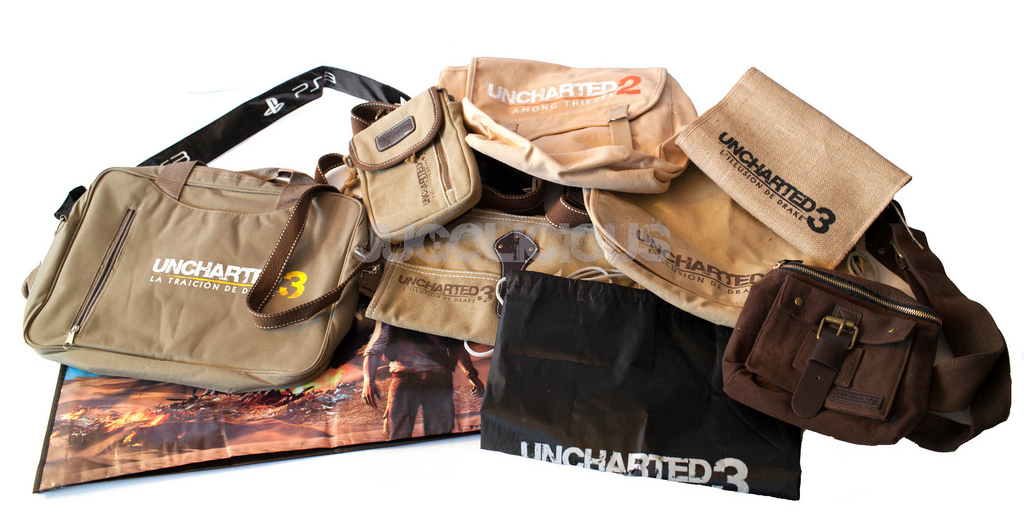 Timon Wong's Uncharted Collection