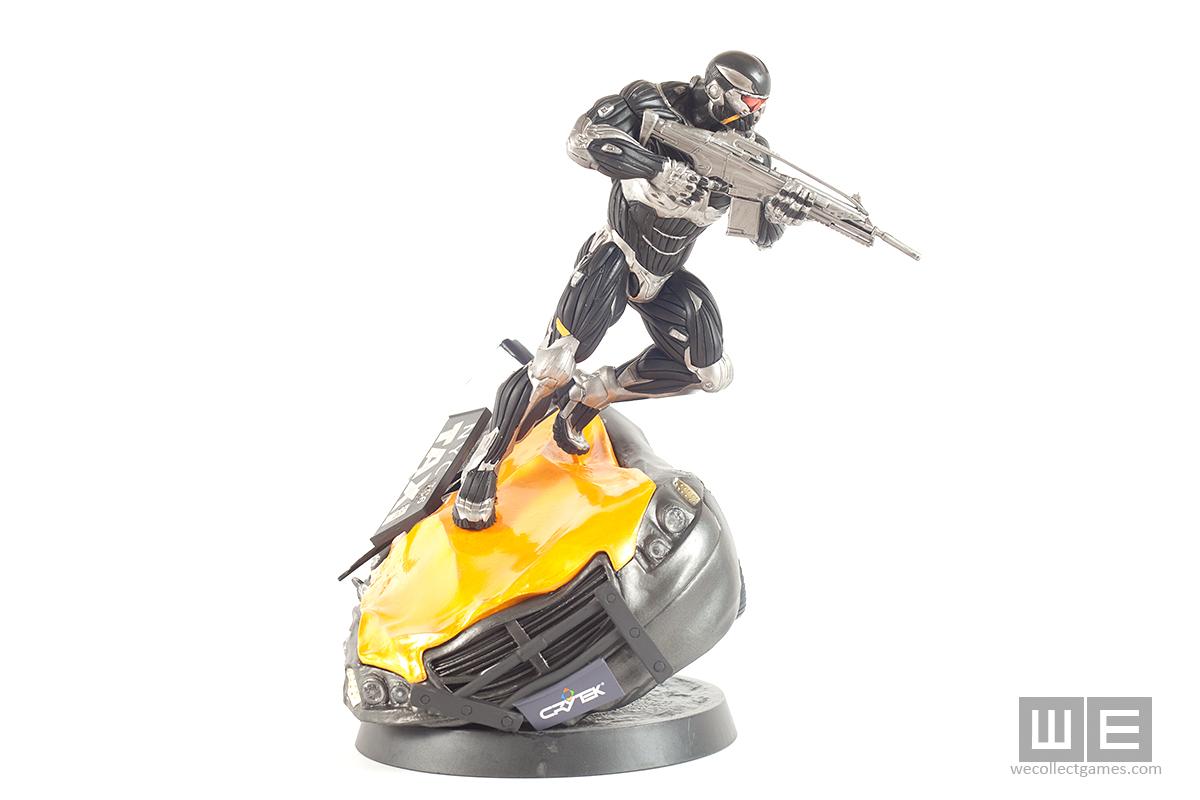 Crysis 2 Nano Edition Statue