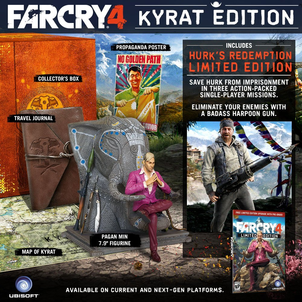 Far Cry 4: Kyrat Edition