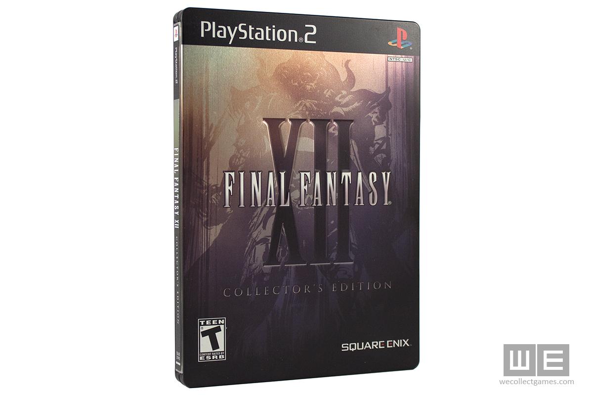 Final Fantasy XII Steelbook