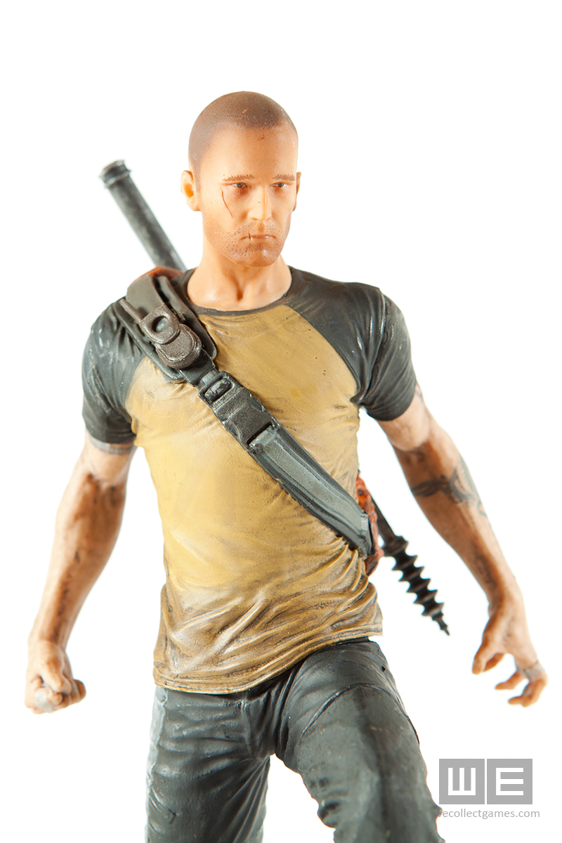 inFAMOUS 2 Hero Edition Statue