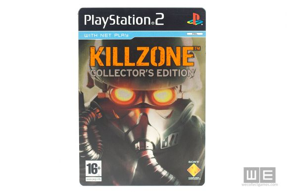Killzone Collector's Edition