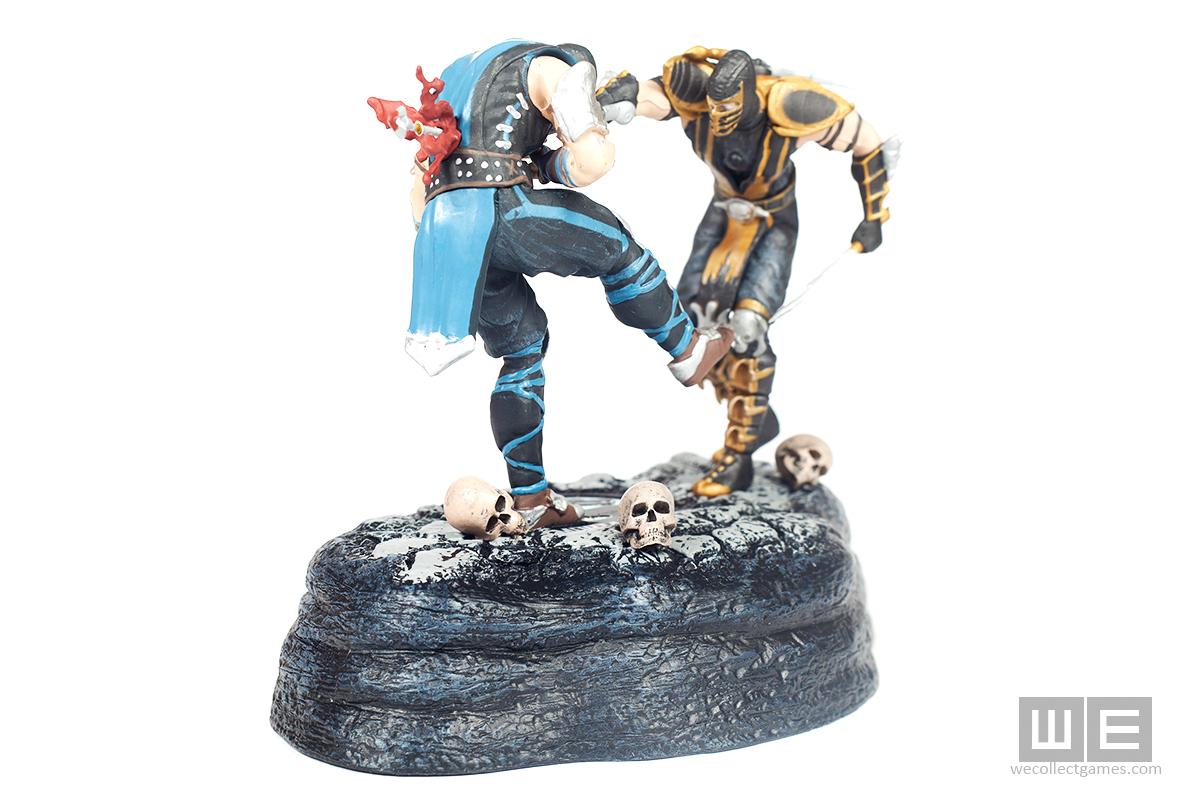 Mortal Kombat Kollector's Edition Statue