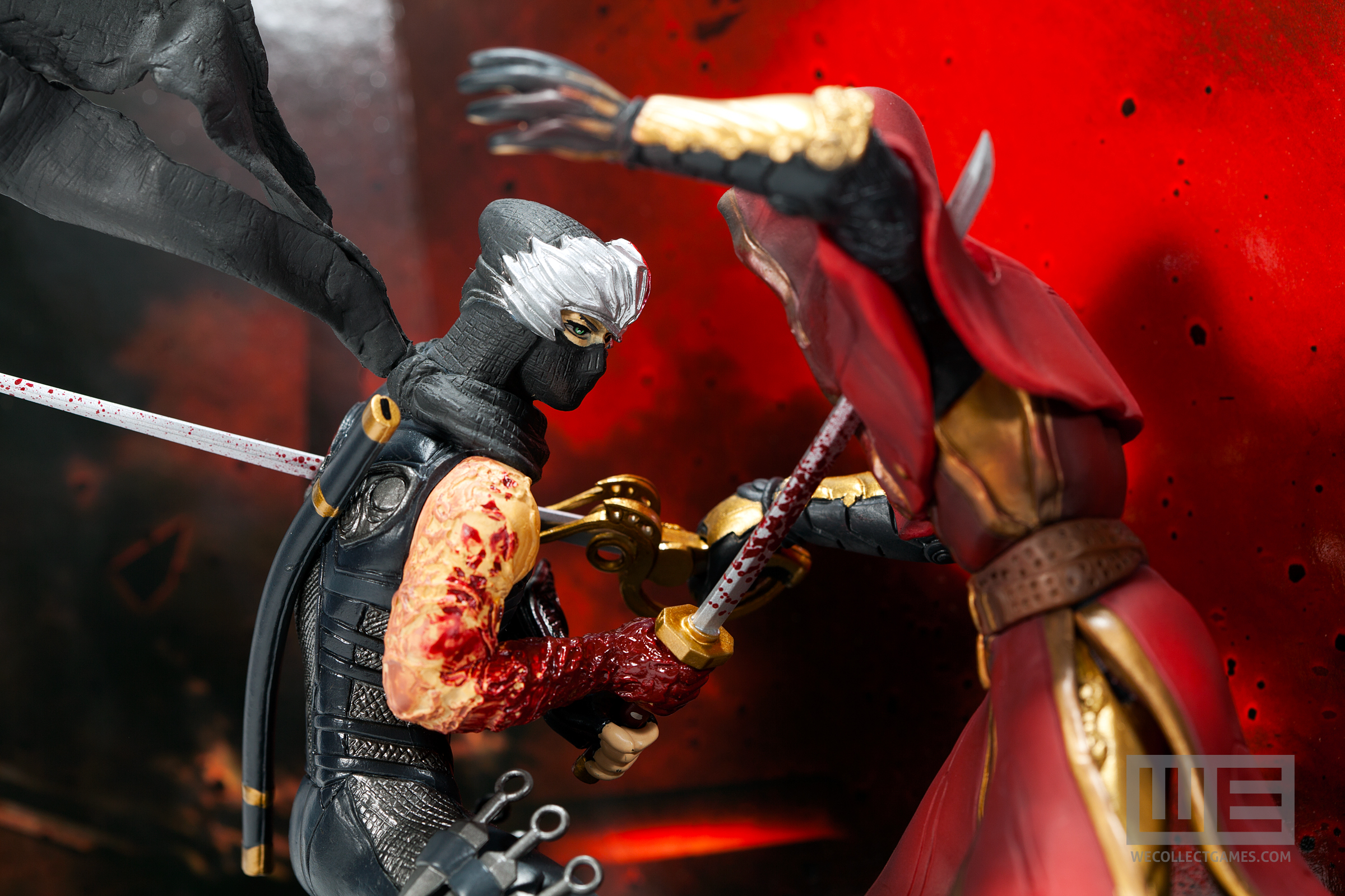 Ninja Gaiden 3 Collectors Edition Statue