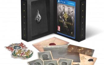 The Order: 1886 EU Collector's Edition