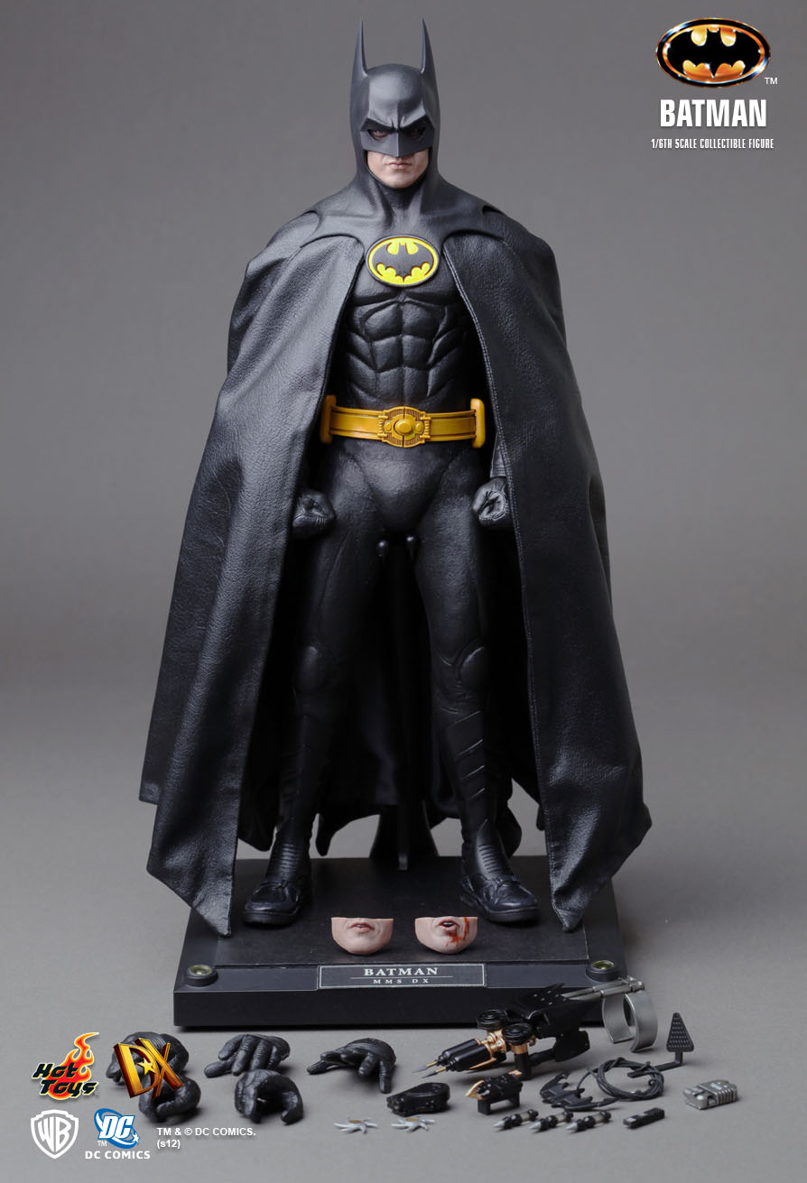 Tim Burton Batman Hot Toys