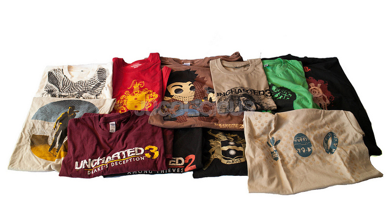 Uncharted T-Shirts