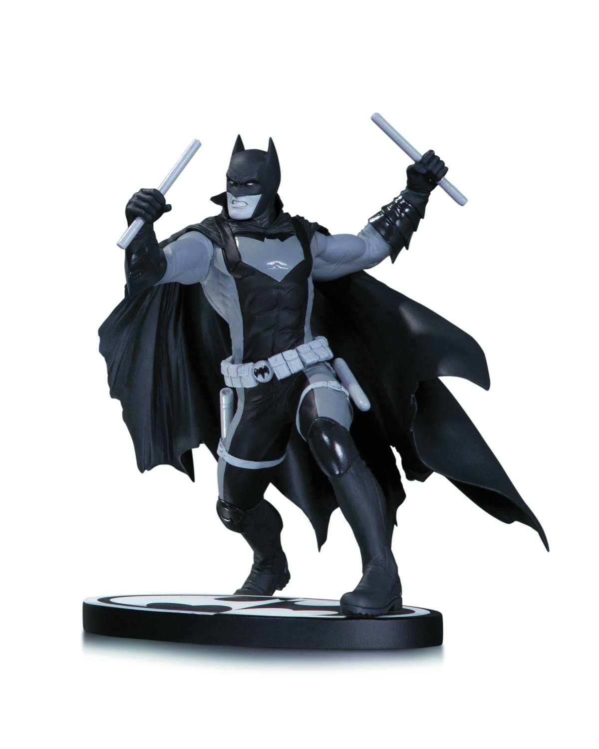Batman Black & White Earth 2 Collectible