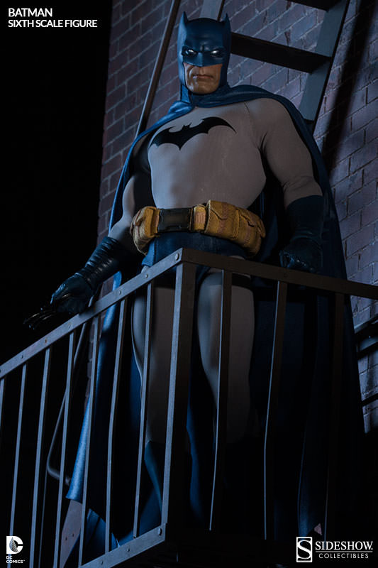 Batman Sixth Scale Figure by Sideshow Collectibles