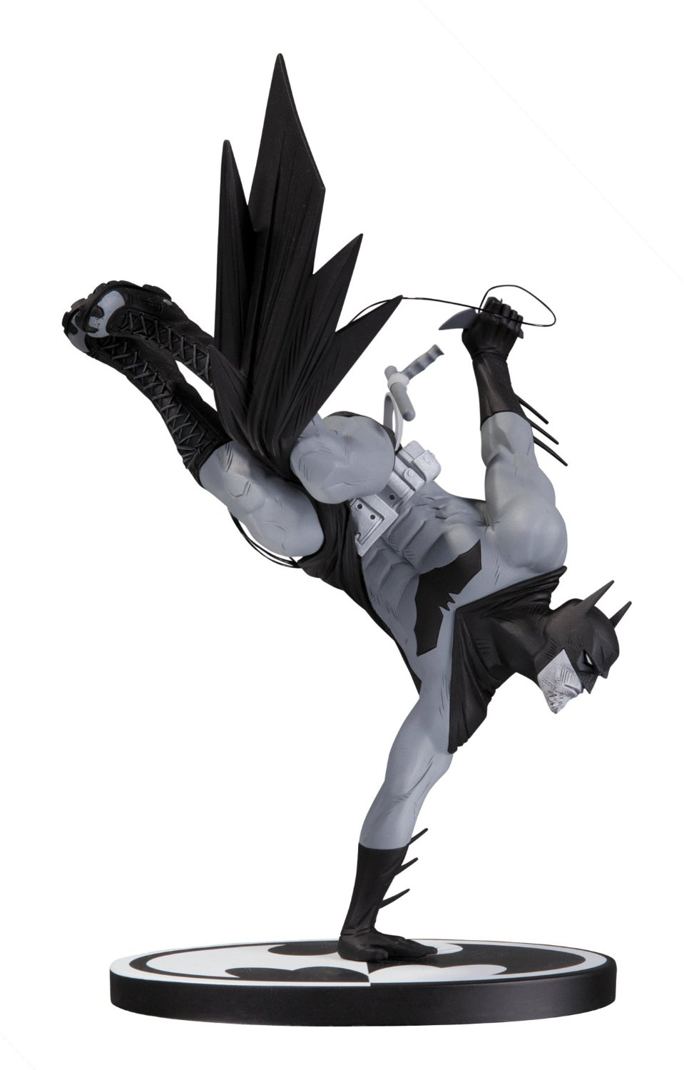 Black & White Batman Statue by Sean Murphy