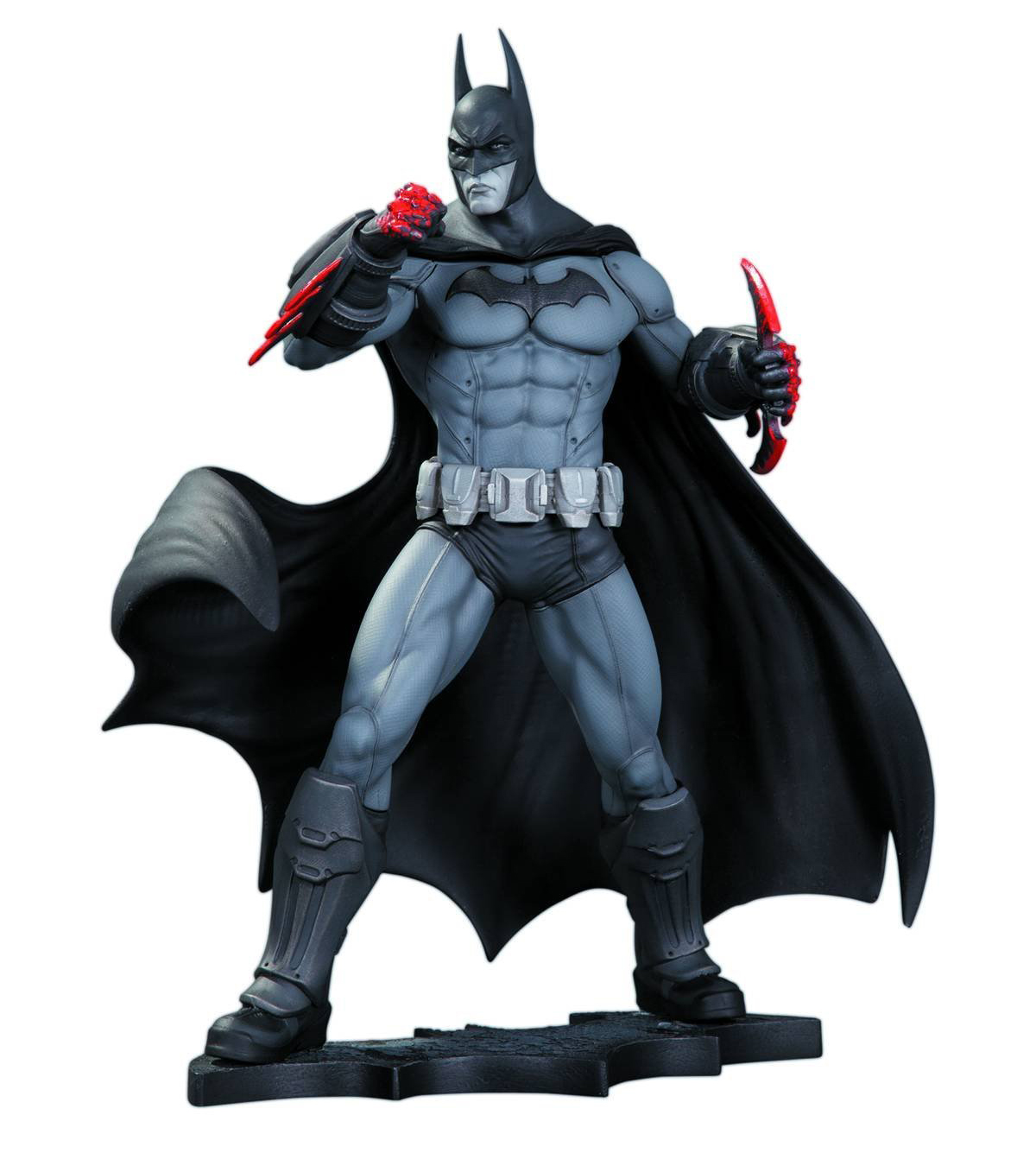 DC Collectibles: Arkham City Batman Statue