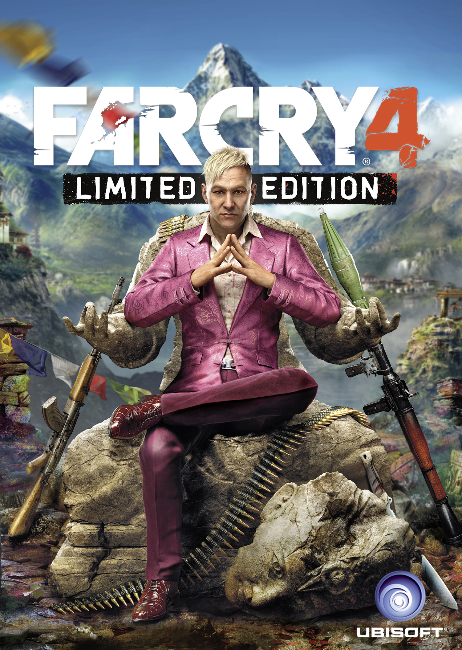 the collector s guide to far cry 4 we collect games. Black Bedroom Furniture Sets. Home Design Ideas
