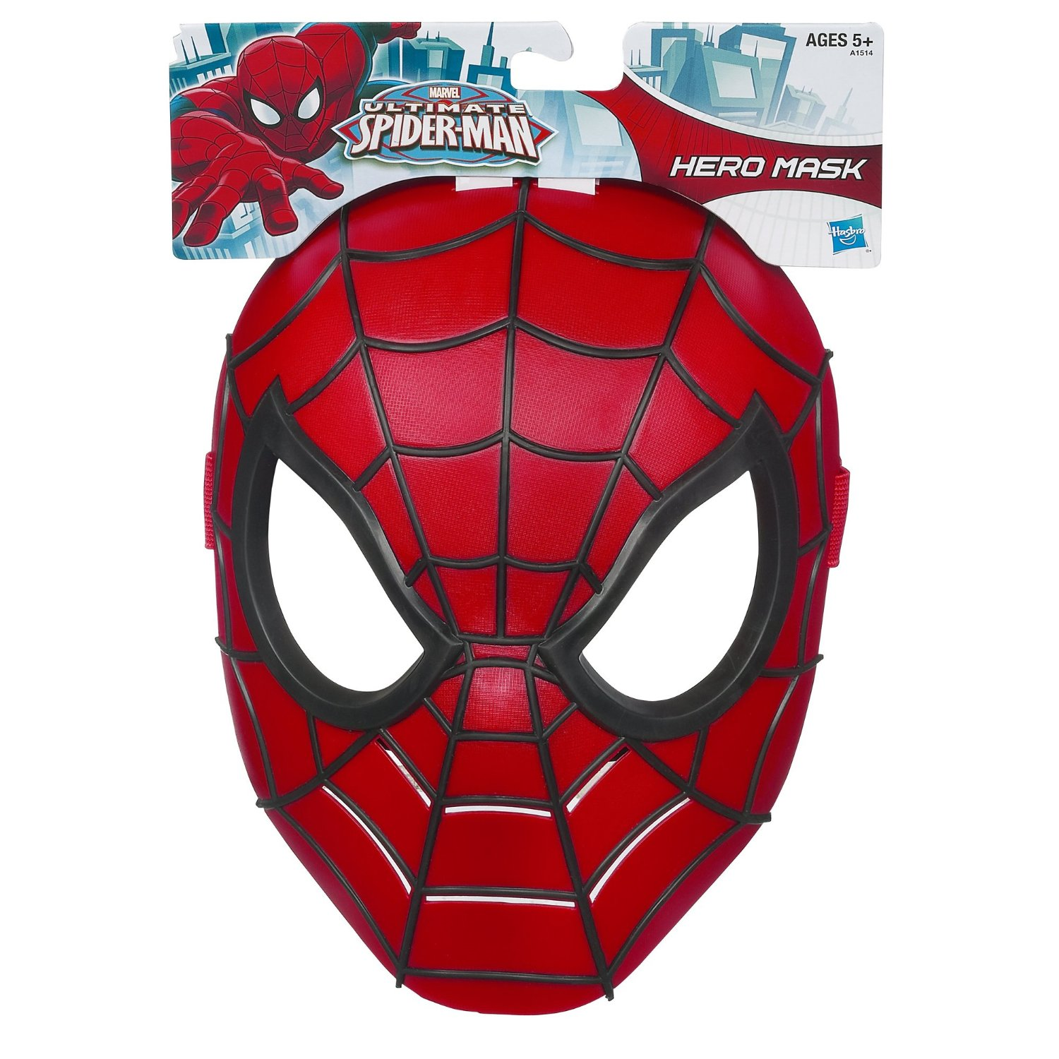 Marvel Ultimate Spiderman Hero Mask