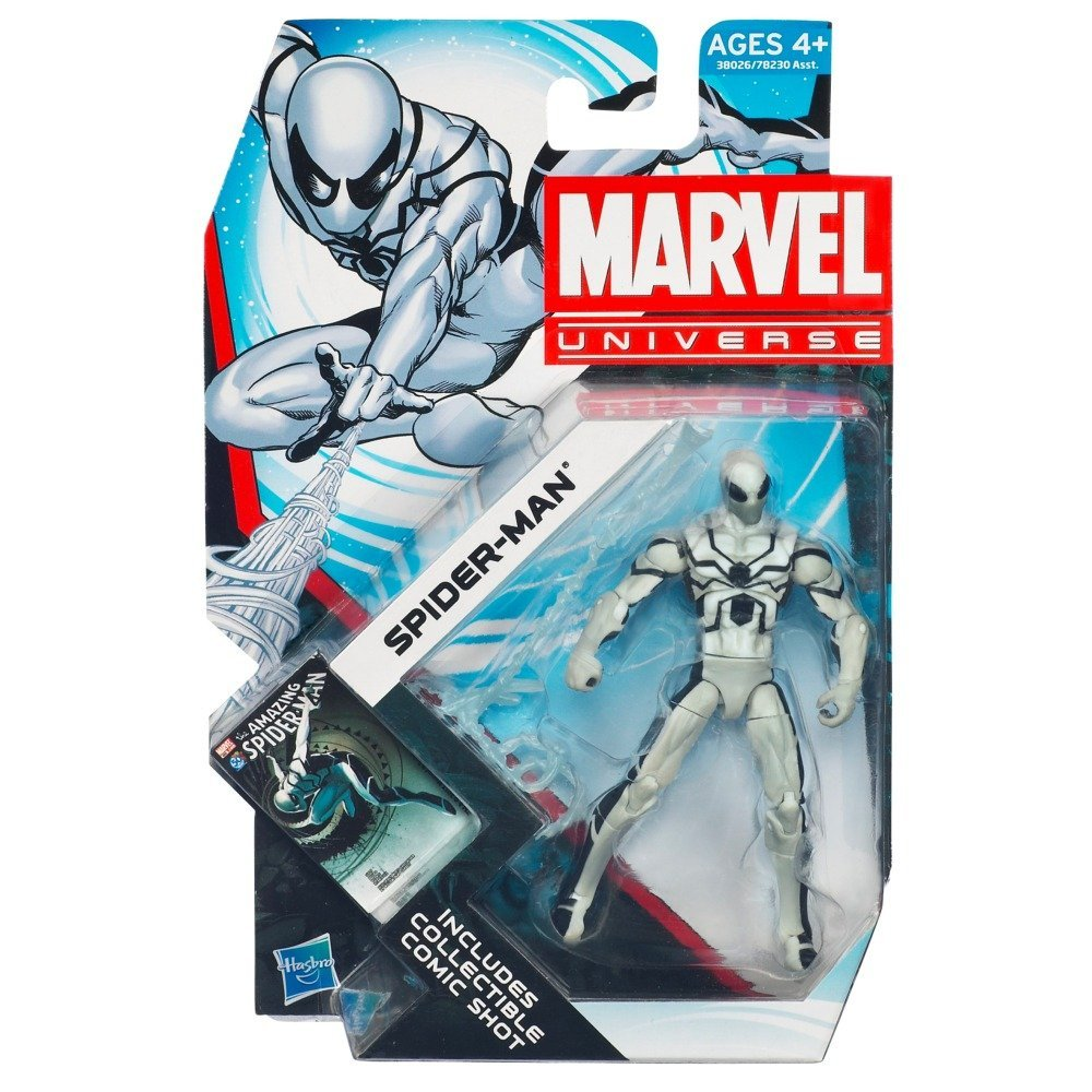 Marvel Universe Series 4 Future Foundation Spiderman figure