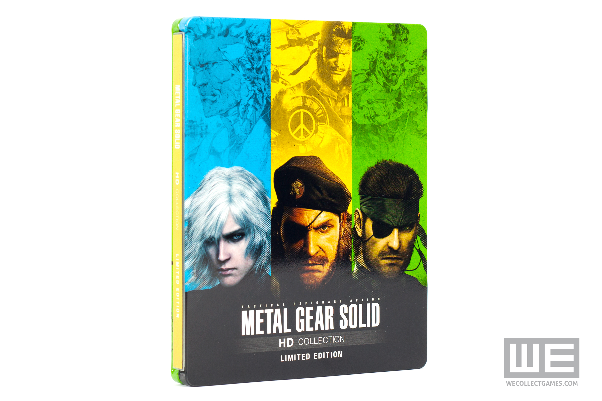 Metal Gear Solid HD Collection Steelbook