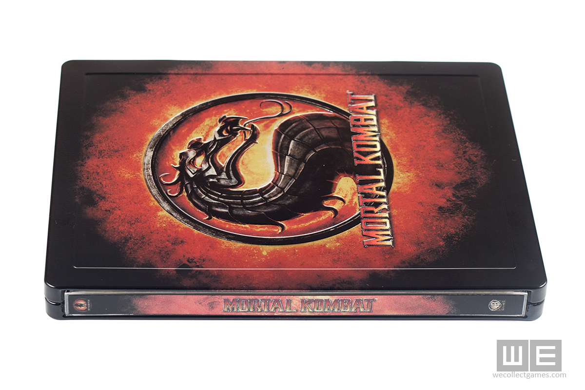 Mortal Kombat Steelbook