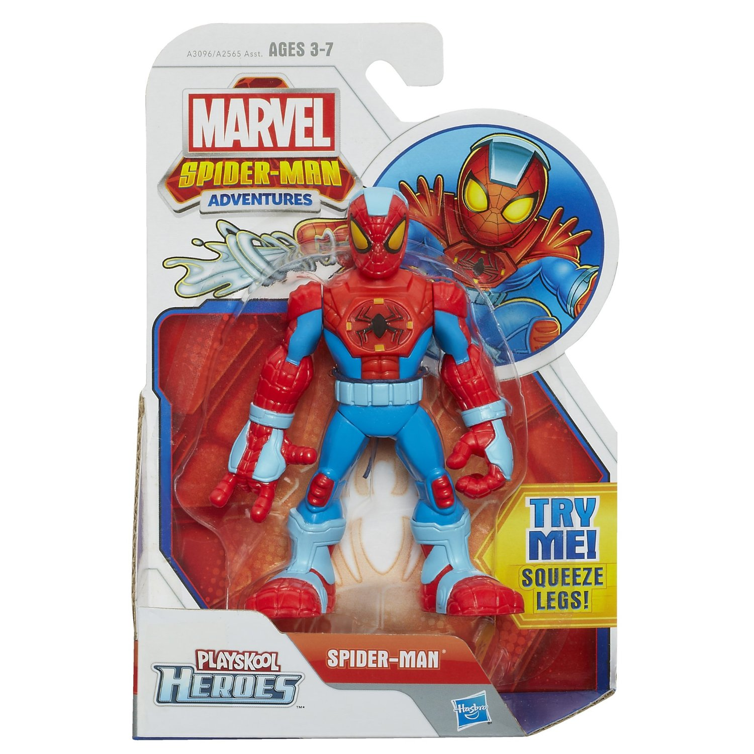 Playskool Heroes Marvel Spiderman Adventures Figure