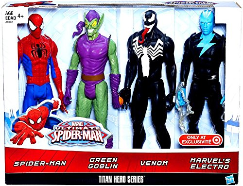 Kids Toys Action Figure: The Coolest Spiderman Toys You Can Get For Your Children