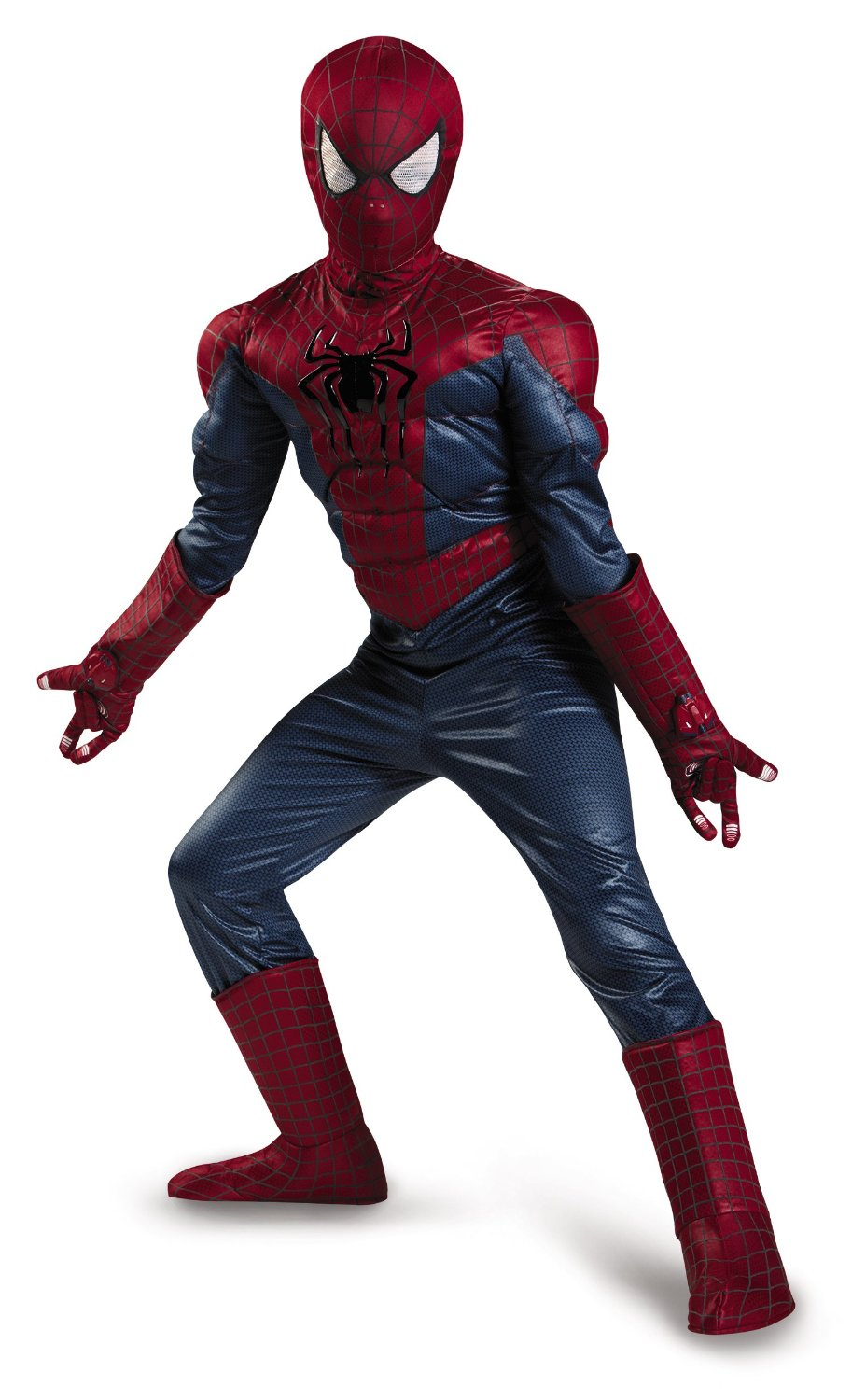 The Amazing Spiderman 2 Prestige Boys Costume