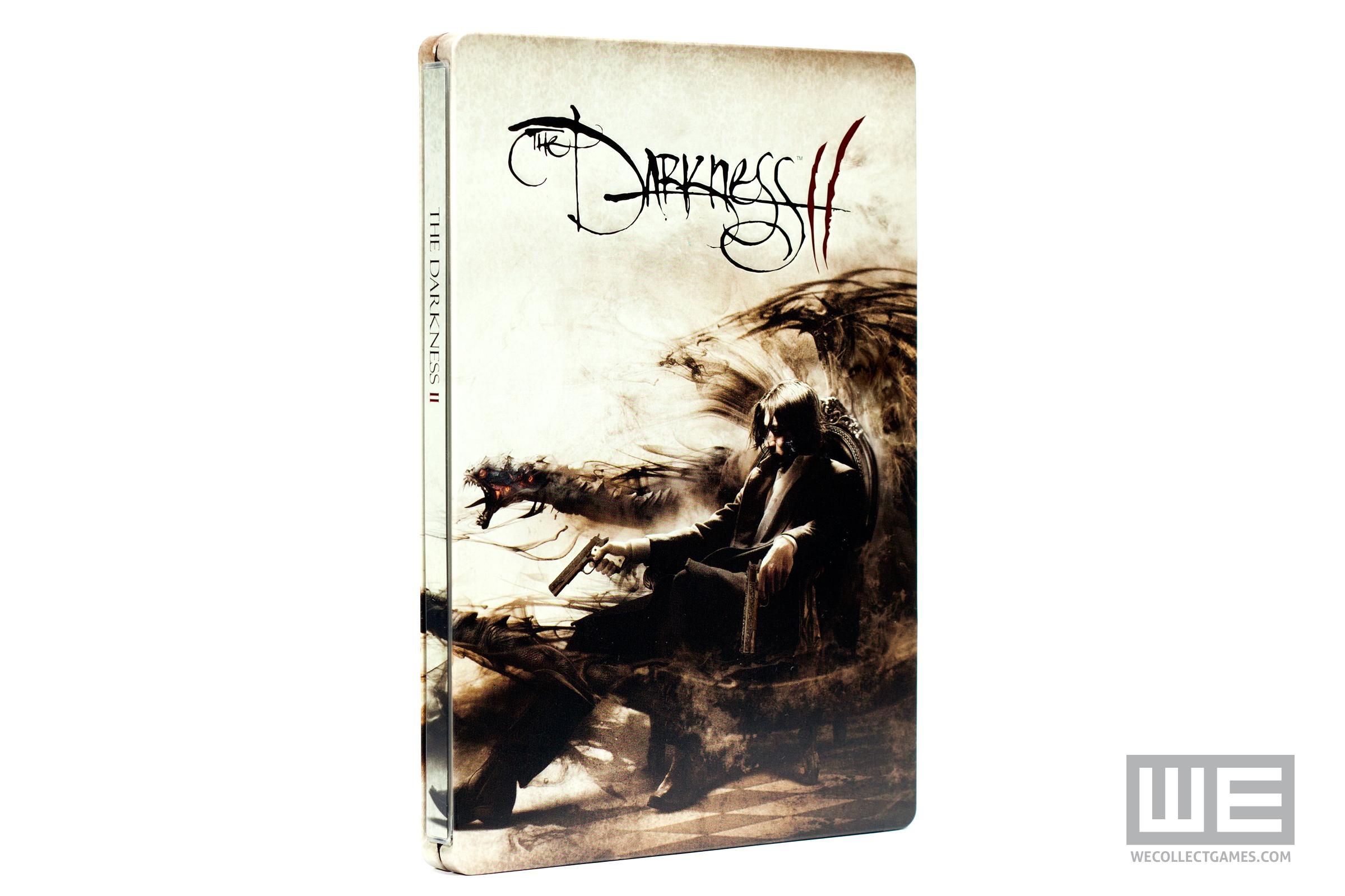 The Darkness II Steelbook
