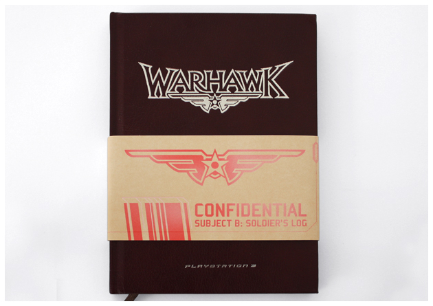 Warhawk journal