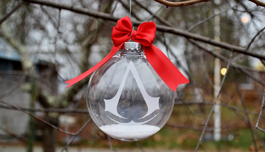 Assassin's Creed Custom Ornament