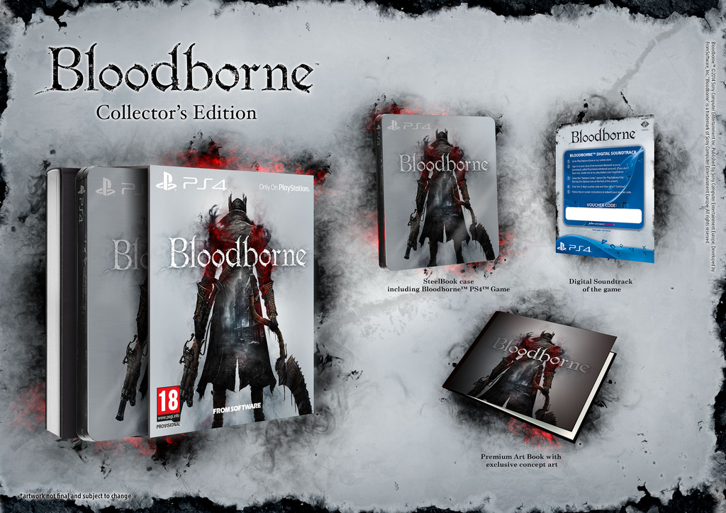 Bloodborne Collector's Edition (EU)
