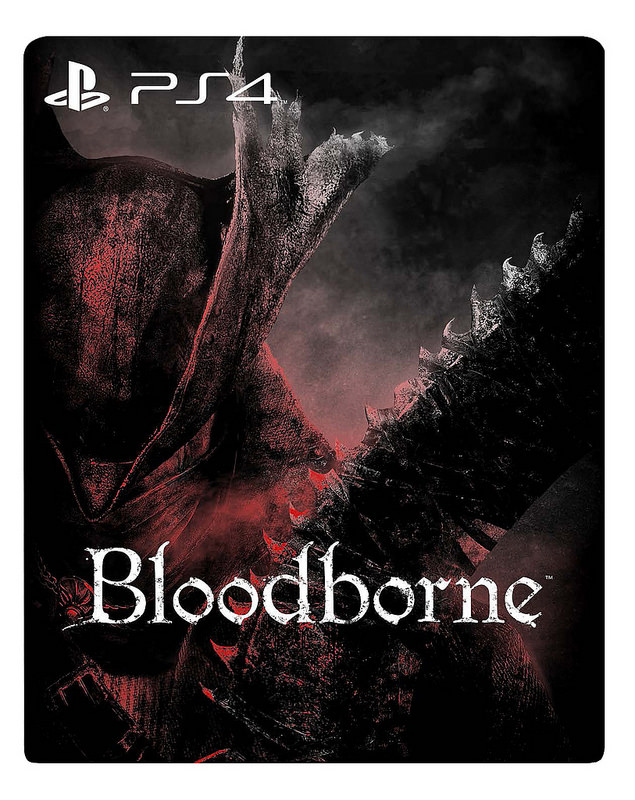 Bloodborne 'Saw Cleaver' SteelBook