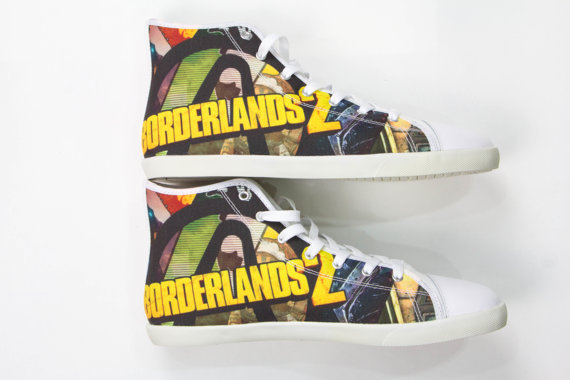 Borderlands 2 Shoes