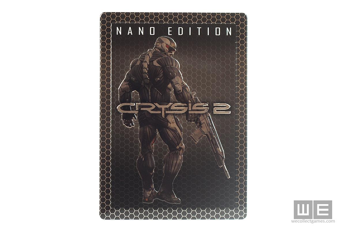 Crysis 2 Steelbook