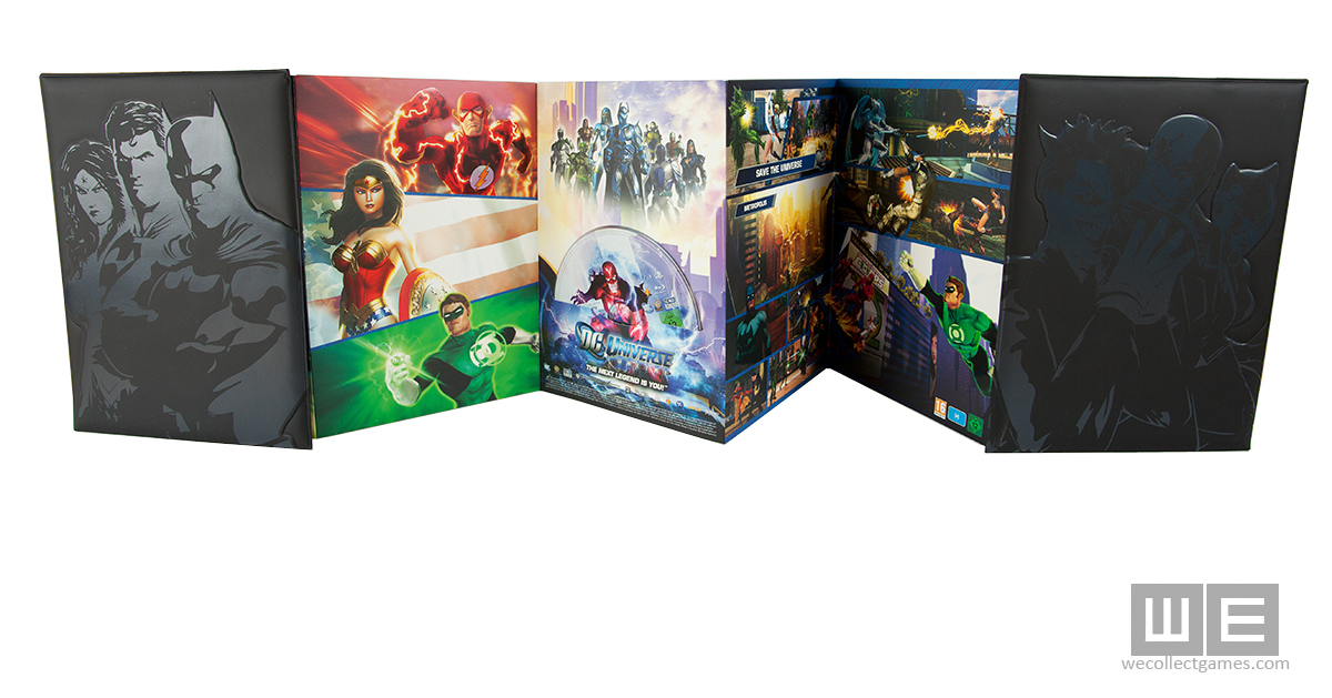 DC Universe Online Press Kit