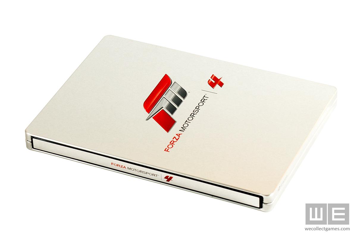 Forza Motorsport 4 Steelbook