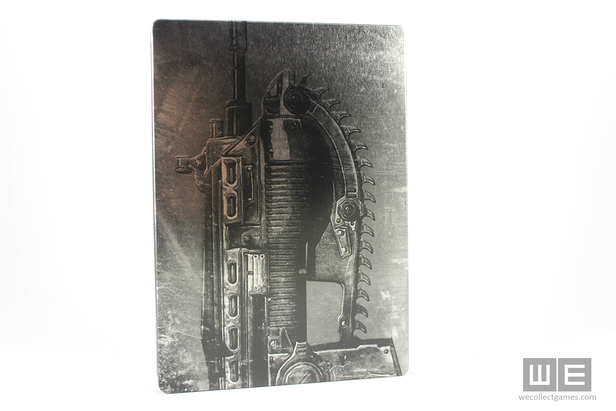 Gears of War 2 Steelbook